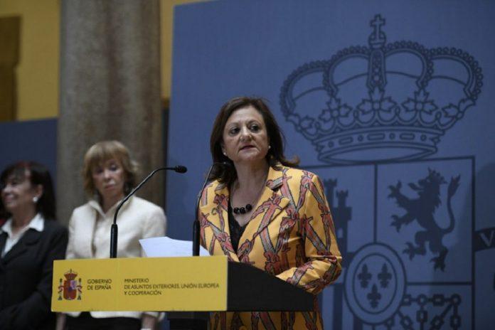 VENEZUELA ESPAÑA Cristina Gallach
