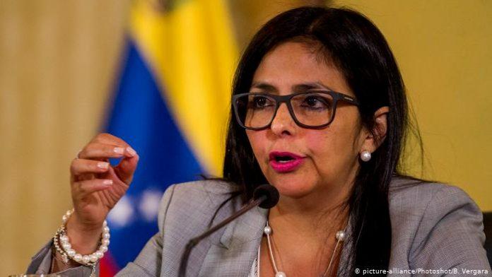 Vicepresidenta Delcy rodríguez