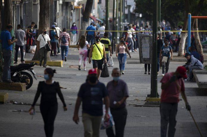venezuela covid