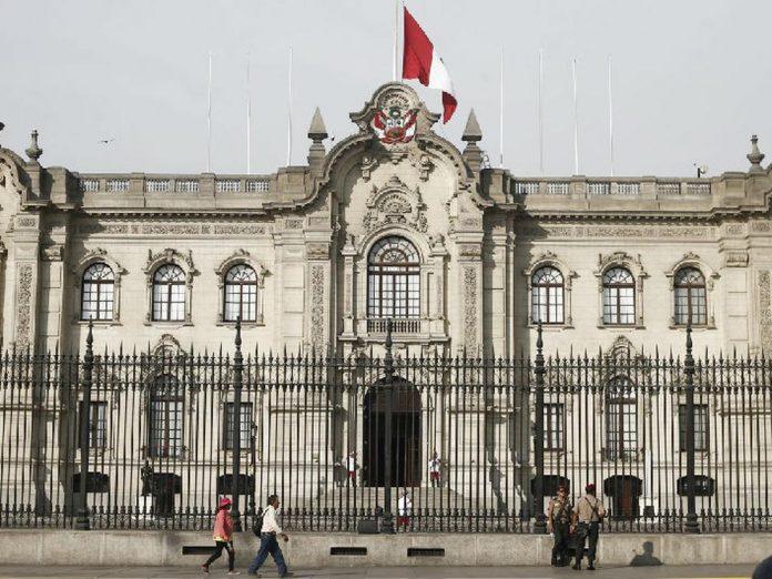 Palacio de Gobierno Perú