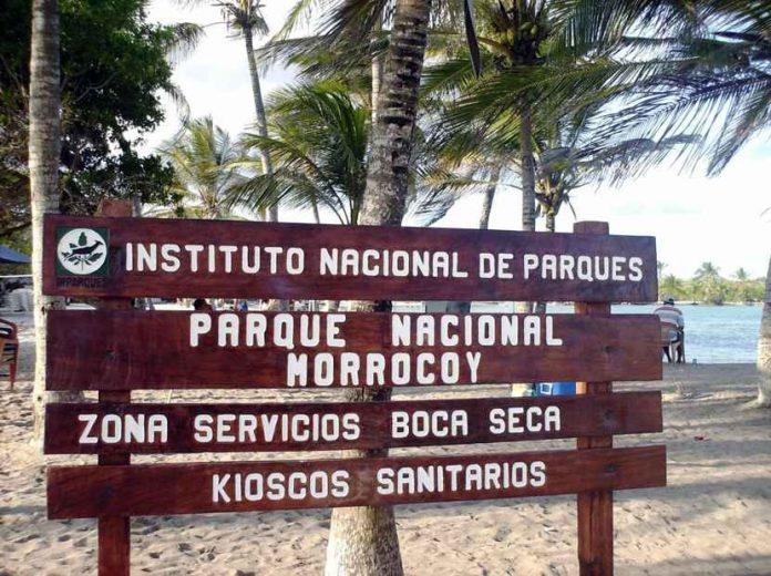 Parque Nacional Morrocy