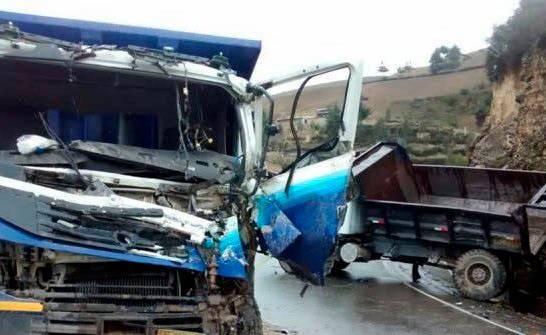 Accidente de transito en Haití deja 21 personas fallecidas