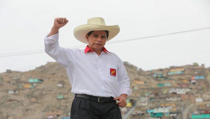 Conteo Pedro Castillo